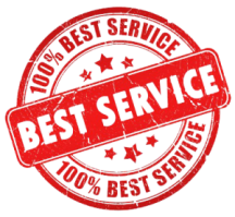 100% Best Service Guaranteed in 92039
